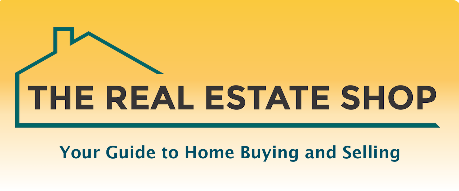 The Real Estate Shop – Boise Area Real Estate Logo